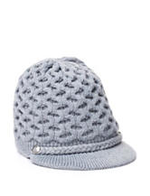 Calvin Klein Grey Knit Hat