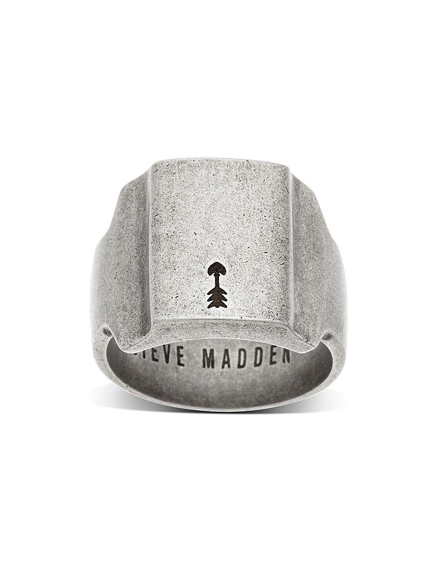 Steve Madden Grey Fine Jewelry