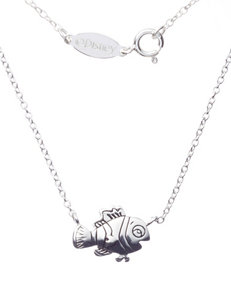 Disney Silver Necklaces & Pendants Fine Jewelry