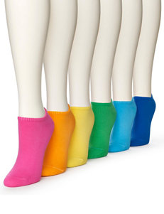 Hue Bright White Socks