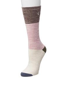 Bearpaw Tan Socks