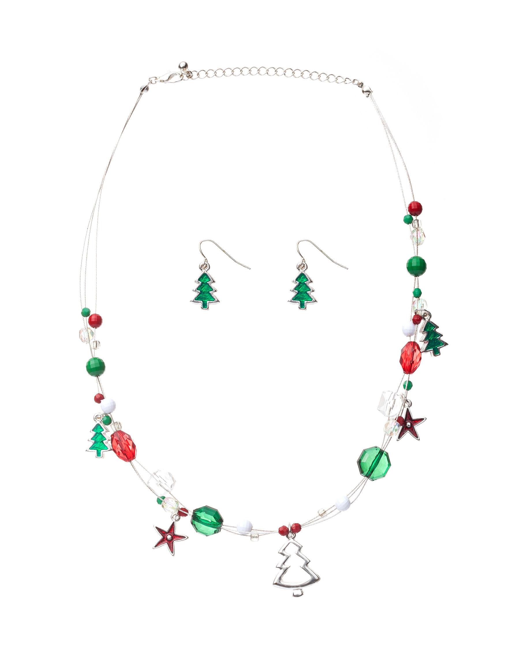 Hannah White / Silver Fashion Jewelry