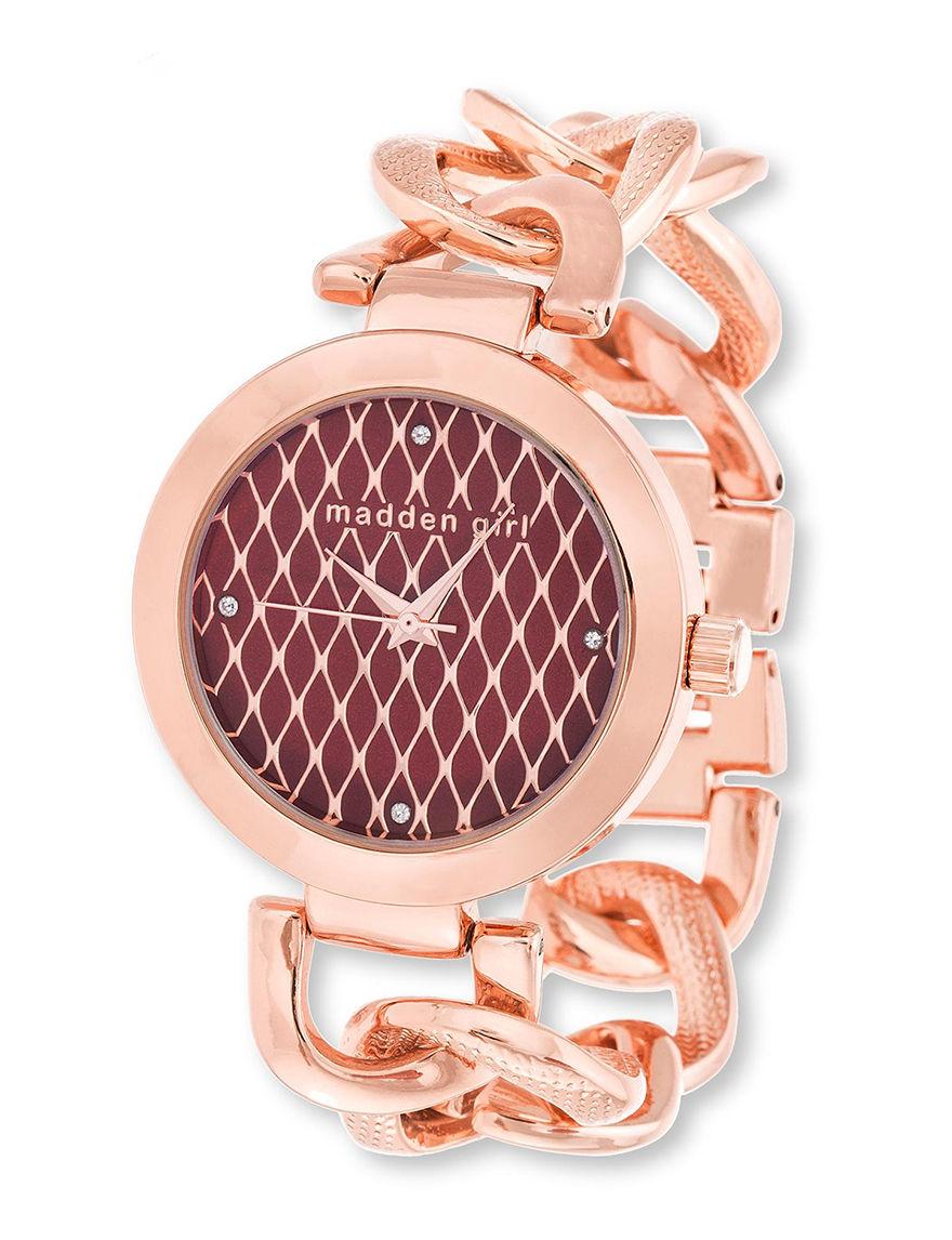 Madden Girl Rose Bracelets