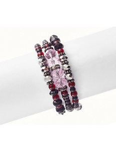 Signature Studio Grey Bracelets Fashion Jewelry