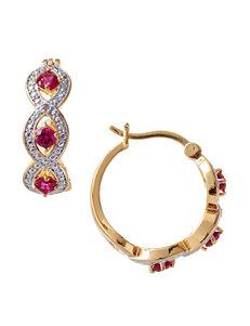 PAJ INC. Gold Earrings Fine Jewelry