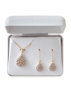 PAJ INC. Gold Earrings Necklaces & Pendants Fine Jewelry