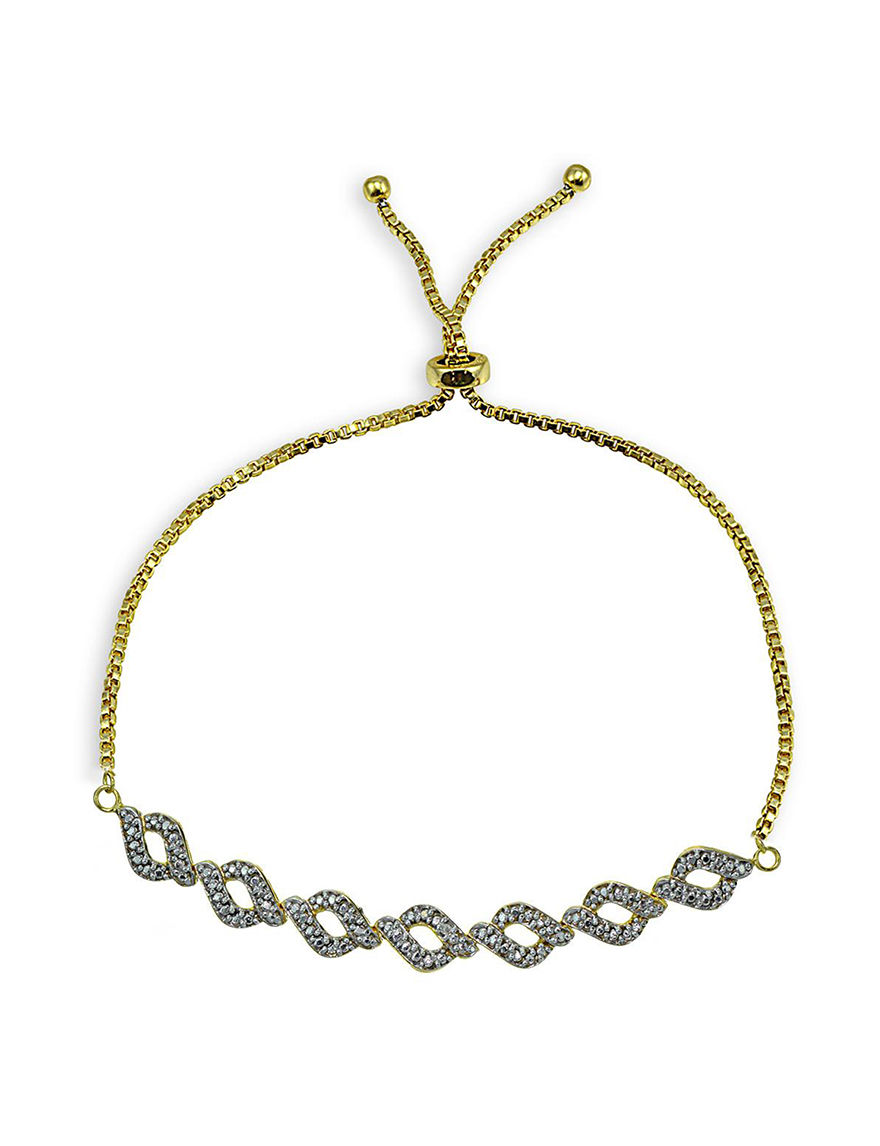 FMC Gold Bracelets Fine Jewelry