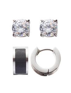 NES Silver Earrings Fine Jewelry