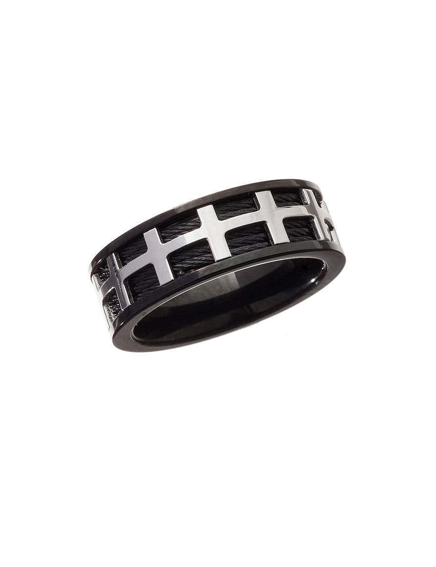 NES Black Rings Fine Jewelry