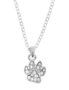 Pet Friends White Fashion Jewelry