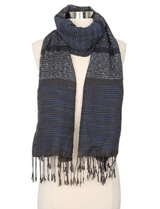 Cejon Navy Scarves & Wraps