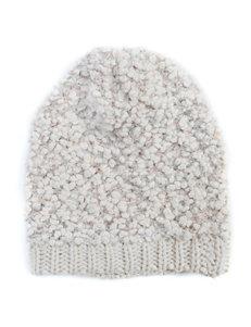 Muk Luks Beige Hats & Headwear