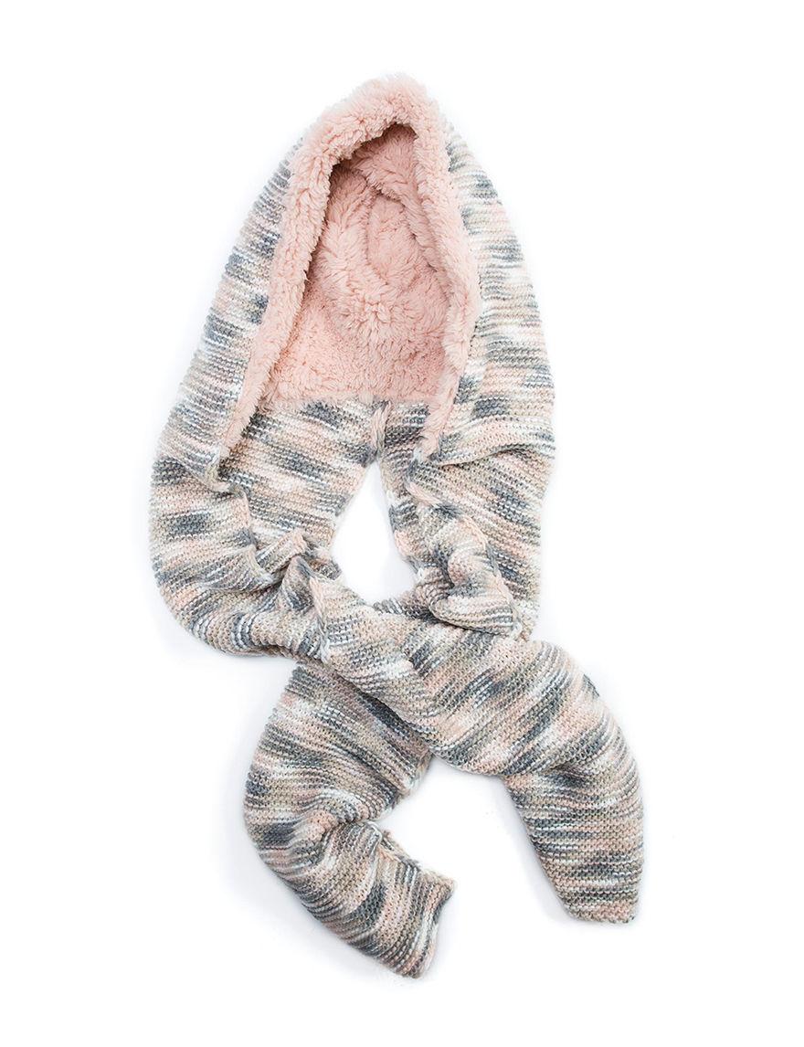Muk Luks Pink Scarves & Wraps
