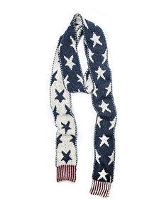 Muk Luks Navy Scarves & Wraps