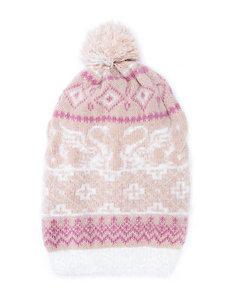 Muk Luks Pink Hats & Headwear