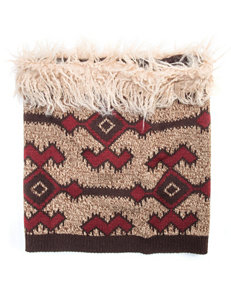 MUK LUKS Tribal Funnel Hat