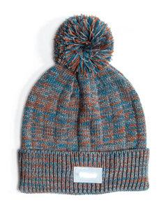 Muk Luks Blue / Orange Hats & Headwear