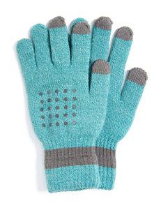 MUK LUKS Caribbean Touchscreen Gloves