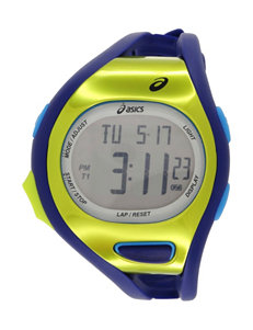 Asics Blue / Green Sport Watches