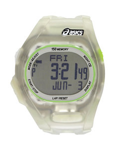 Asics Clear Sport Watches