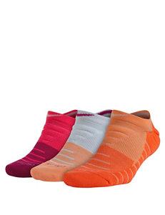 Nike Beige Socks