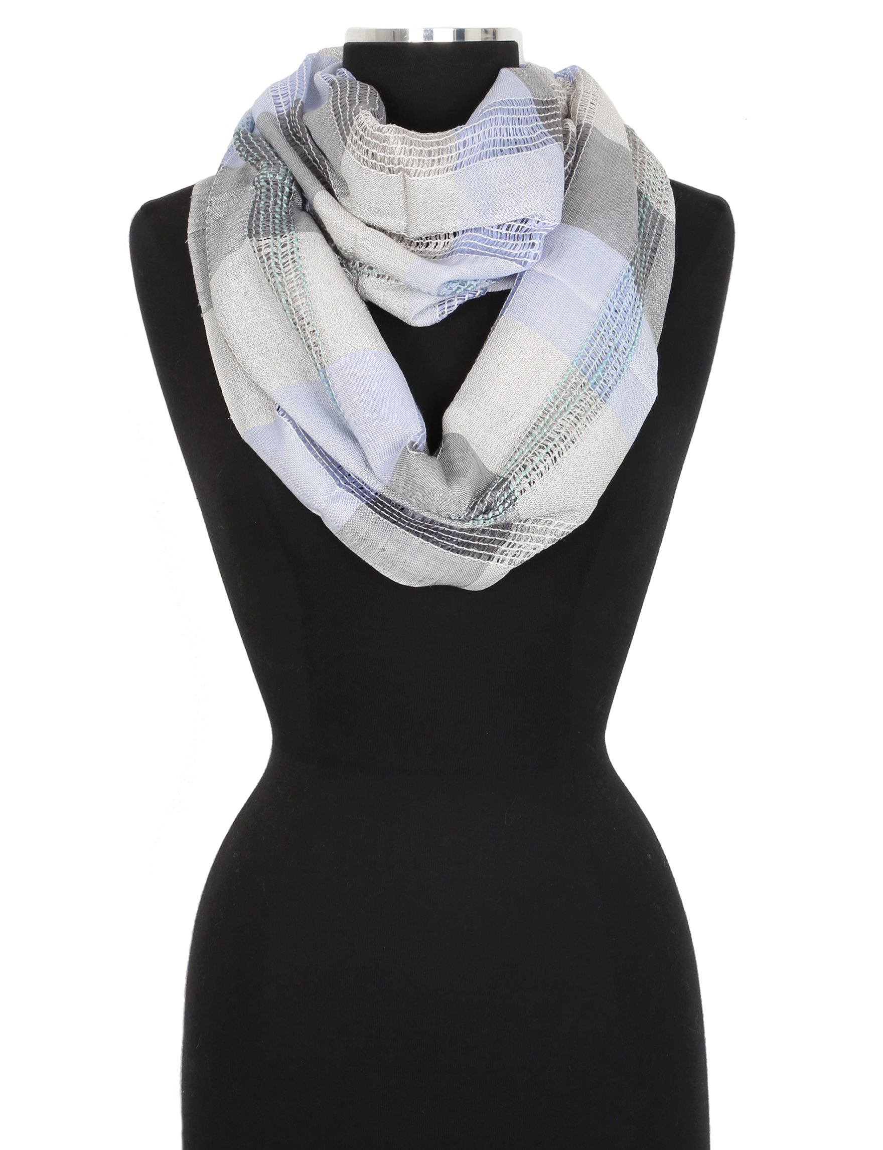 Cejon Purple Scarves & Wraps