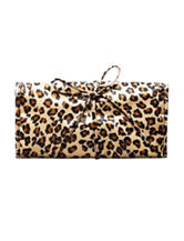 Totes Cheetah Print Jewelry Roll