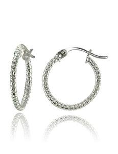 FMC Silver Earrings Fine Jewelry