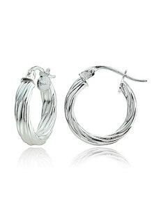 FMC Silver Earrings Fine Jewelry