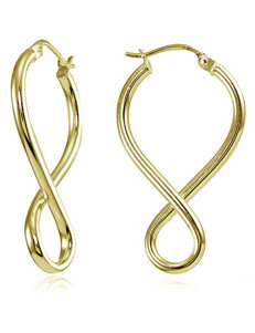 FMC Gold Earrings Fine Jewelry