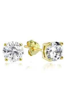 FMC Gold Earrings Fine Jewelry