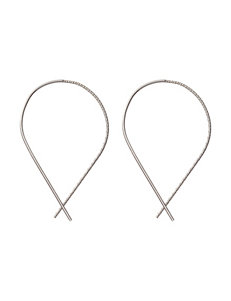 Sunstone Silver Earrings Fine Jewelry