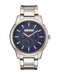 Unlisted White / Silver Fashion Watches