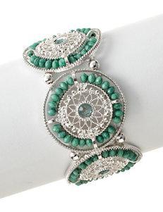 Hannah Turquoise Bracelets Fashion Jewelry
