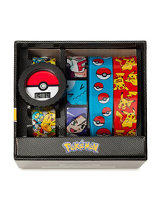 Pokemon Watch With Interchangeable Bands