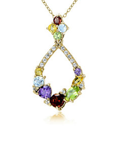 FMC Blue Necklaces & Pendants Fine Jewelry