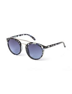 Jessica Simpson Retro Rectangle Sunglasses