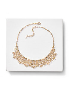 Signature Studio Sun Ray Bib Necklace