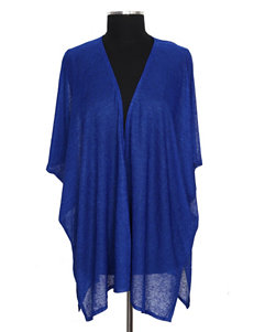 Cejon Blue Scarves & Wraps