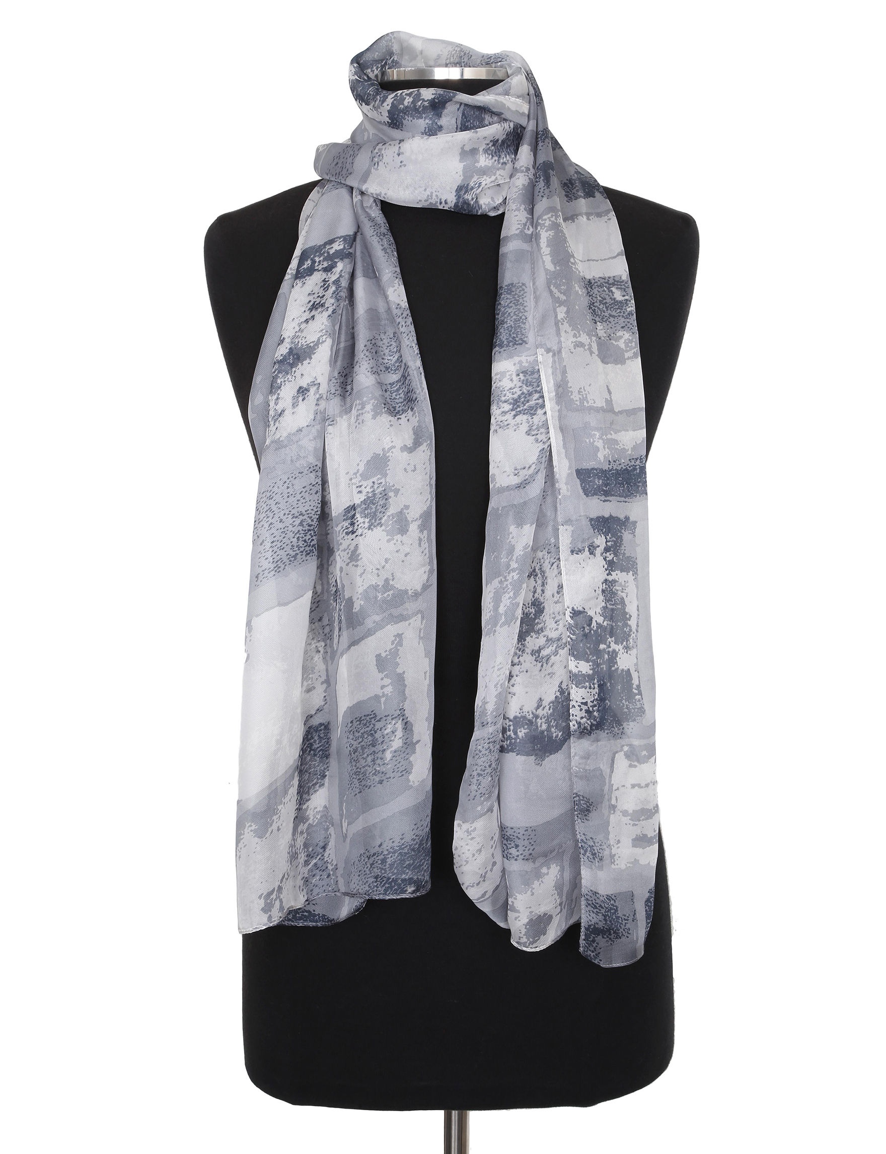Cejon Black Scarves & Wraps
