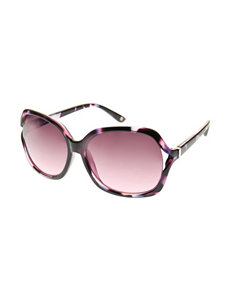 Nine West Vented Square Sunglasses