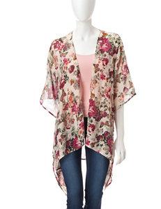 Basha Pink Kimonos