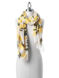 Basha Yellow Scarves & Wraps