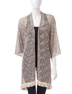 Accessory Street Beige Kimonos