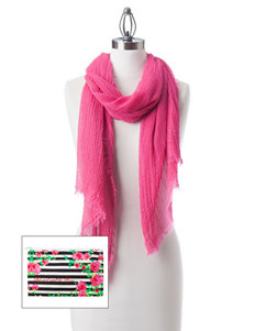 Collection 18 Pink Scarves & Wraps