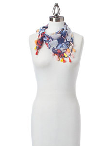Kensie Coral Scarves & Wraps