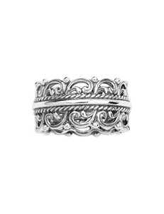 PAJ INC. White Rings Fine Jewelry