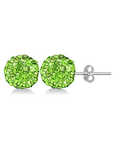 FMC Green Earrings Fine Jewelry