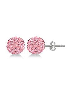 FMC Pink Earrings Fine Jewelry