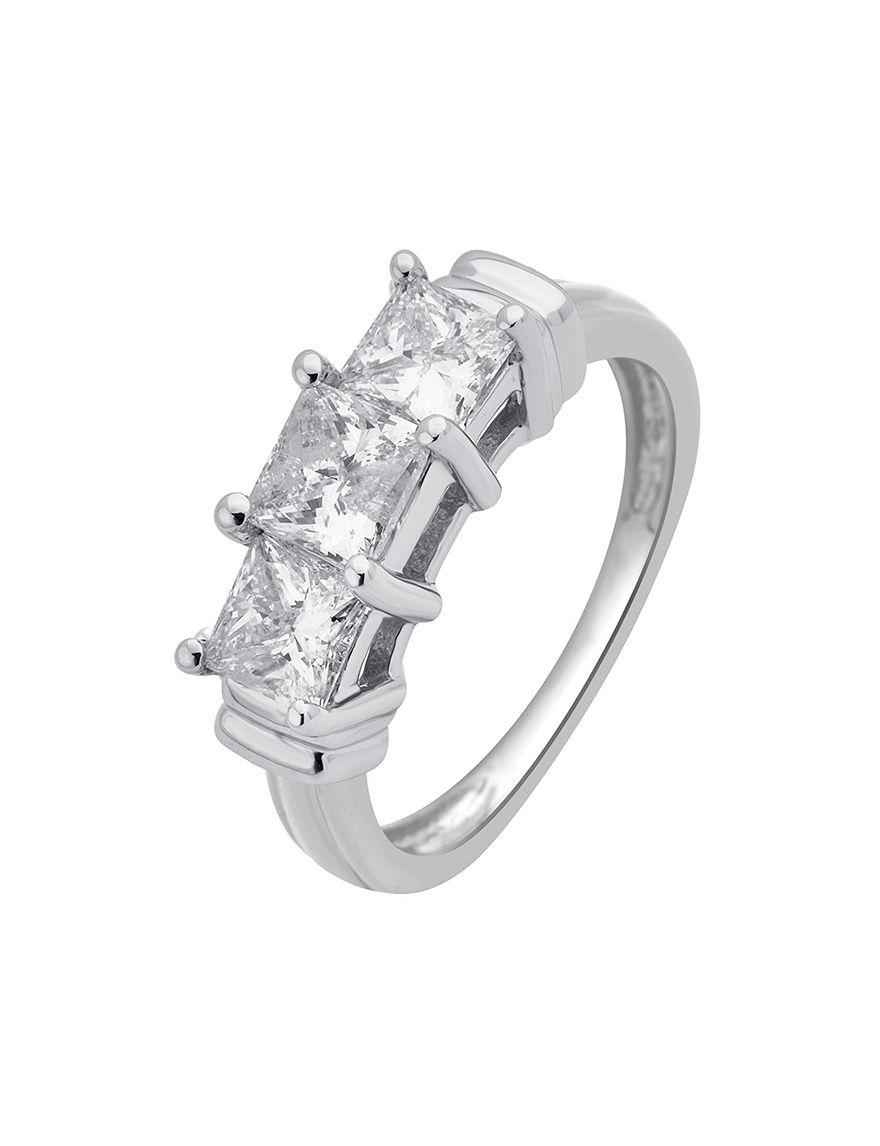 White Rings Fine Jewelry